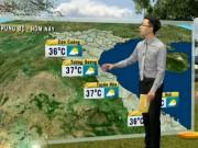 Tin tức trong ngày - Dự báo thời tiết VTV 8/4: Miền Bắc có nơi nắng nóng 36 độ C