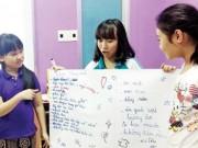 Bạn trẻ - Cuộc sống - Lớp học dạy trẻ biết cảm ơn, xin lỗi ở Đà Nẵng