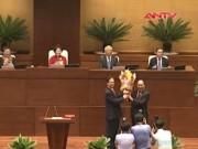Video An ninh - Clip: Toàn cảnh lễ nhậm chức của Tân Thủ tướng Việt Nam