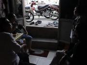 Tin tức trong ngày - Nhà bỗng thành hầm giữa Sài Gòn