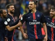 Bóng đá - Ibra sút phạt trái phá top bàn thắng đẹp Ligue 1 vòng 32