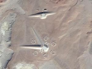 Phi thường - kỳ quặc - Phát hiện bến đỗ tàu của người ngoài hành tinh ở Ai Cập