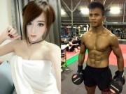 """Thể thao - """"Hoàng tử Muay Thái"""" mệt lả với nàng DJ xinh đẹp"""
