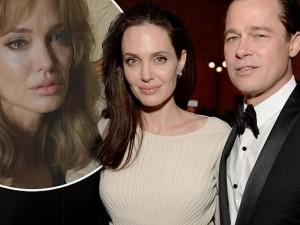 Đời sống Showbiz - Angelina Jolie hoang tưởng vì nghĩ chồng có con riêng