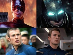 """Hậu trường phim - Những """"siêu anh hùng"""" nổi tiếng từng thất bại ê chề"""