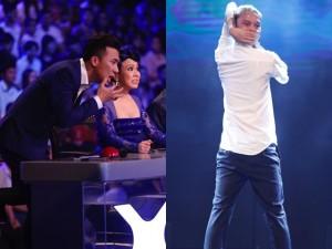 """Ca nhạc - MTV - Kinh ngạc với thí sinh """"Got talent"""" bẻ ngược cổ ra sau"""