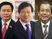 Tin tức trong ngày - Chính thức phê chuẩn 3 Phó Thủ tướng và 18 bộ trưởng, thành viên Chính phủ