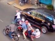 An ninh Xã hội - Tái xuất băng nhóm nước ngoài dàn cảnh trộm tiền trên ô tô