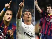Bóng đá - Huyền thoại đương đại: Pele chọn Messi, CR7, Neymar
