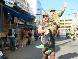 Phim - Xuân Bắc và con trai suýt bị bỏ rơi ở Đà Lạt