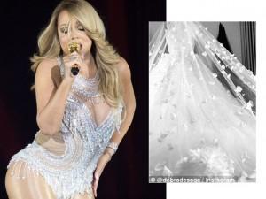Làm đẹp - Mariah Carey quyết tâm giảm cân để diện vừa váy cô dâu