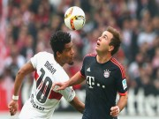 Bóng đá - Stuttgart – Bayern Munich: Mong manh những phút cuối