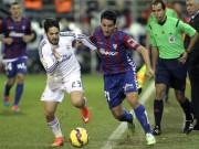 Bóng đá - Real Madrid - Eibar: Trút giận tại Bernabeu