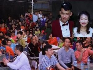 Phim - Cả ngàn người xem văn nghệ mừng đám cưới Hiệp Gà