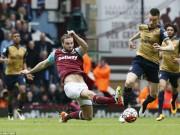 Bóng đá - Hòa như thua, Wenger không còn tin Arsenal vô địch
