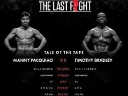 Thể thao - Pacquiao - Bradley: Ánh hào quang cuối cùng