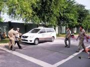 An ninh Xã hội - Tài xế taxi tử vong với nhiều vết chém