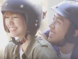 Phim - Clip tiết lộ loạt hình thân mật của Trấn Thành - Hari Won