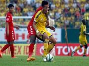 Bóng đá - Sôi động V-League 10/4: Hải Phòng vùi dập HAGL