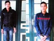 An ninh Xã hội - Bắt khẩn cấp hai nghi can cướp giật tài sản