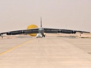 Thế giới - Mỹ đưa máy bay ném bom B-52 đi diệt IS