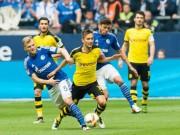 Bóng đá - Schalke – Dortmund: Hiệp 2 kịch tính
