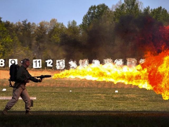 9 loại vũ khí khủng khiếp bị cấm trong chiến tranh