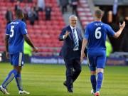 Bóng đá - Leicester lần đầu dự Champions League, Ranieri rơi lệ
