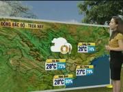 Tin tức trong ngày - Dự báo thời tiết VTV 11/4: Nắng nóng bao trùm cả nước