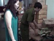 Video An ninh - Hơn 4 tấn bột trà sữa, cafe TQ suýt tung ra thị trường