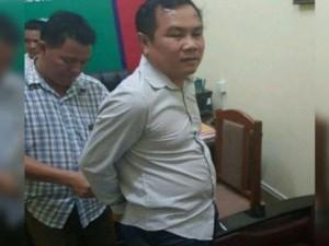 Thế giới - Dùng bản đồ giả về biên giới VN, nghị sĩ Campuchia bị bắt