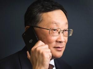"""Thời trang Hi-tech - """"Sếp"""" BlackBerry khẳng định sắp tung 2 smartphone Android mới"""