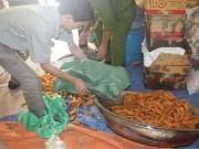 Thị trường - Tiêu dùng - Kinh hãi thực phẩm ngâm tẩm hóa chất