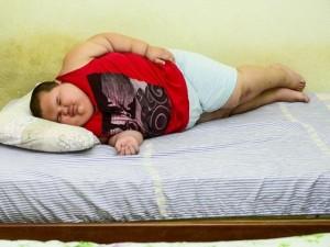Thế giới - Brazil: Cậu bé 5 tuổi nặng 76kg