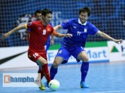 """Bóng đá - Futsal VN đá World Cup và tấm thảm 7 năm """"lên lão"""""""