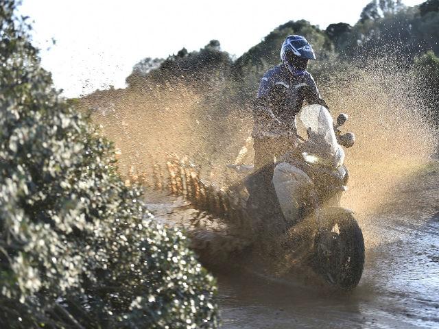 Ducati Multistrada 1200 Enduro: Vua phượt sình lầy