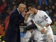 Bóng đá - Góc chiến thuật Real: Đơn giản, cứ chuyền cho Ronaldo