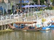 Du lịch - Du lịch Nhiêu Lộc-Thị Nghè gặp khó do kênh tái ô nhiễm