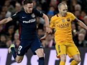 Bóng đá - Atletico Madrid – Barcelona: Ngai vàng lung lay
