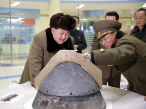 Thế giới - Vì sao Triều Tiên chủ ý để lộ thông tin mật về vũ khí?