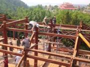Tin tức trong ngày - Đà Nẵng: Biệt phủ 100 tỉ sắp tháo dỡ xong