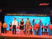Tin tức trong ngày - Clip: Màn kịch trao thưởng tiền tỉ của đa cấp Thăng Long