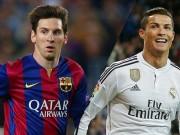 Bóng đá - Ronaldo – Messi: Người trên đỉnh, kẻ dưới vực