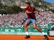 Thể thao - Tin thể thao HOT 13/4: Federer tự tin chinh phục Monte Carlo