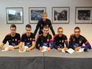 Bóng đá - Wenger & kế hoạch đặc biệt với người Anh ở Arsenal