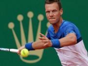 Monte-Carlo ngày 3: Wawrinka thắng nhọc, Berdych bị loại