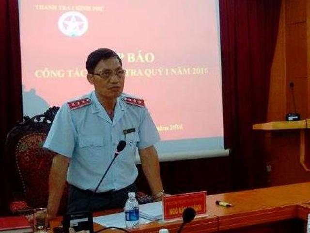Tổng Thanh tra bổ nhiệm 35 cán bộ trước khi nghỉ hưu