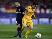 Bóng đá - Atletico Madrid - Barca: Bật tung cảm xúc