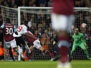 Bóng đá - West Ham - MU: Choáng váng bởi siêu phẩm