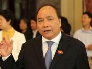 Thủ tướng phân công công tác cho 3 Phó Thủ tướng mới